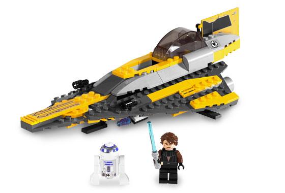 Anakin's Jedi Starfighter 7669
