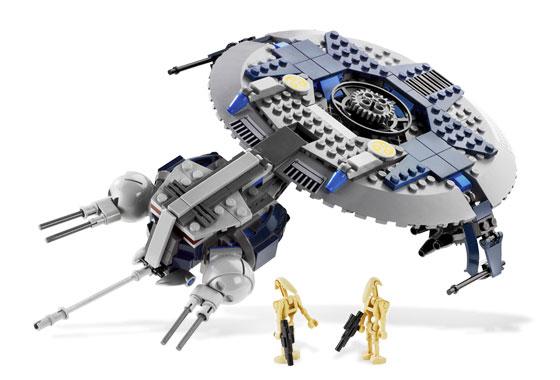Droid Gunship 7678