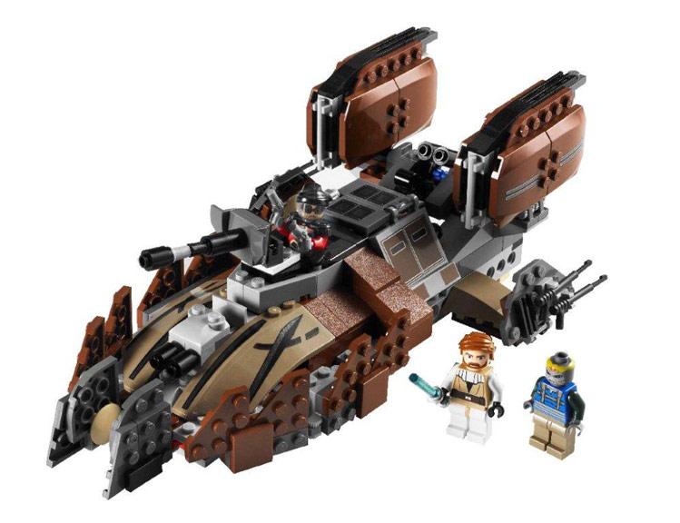 Pirate Tank 7753