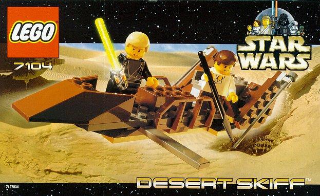Desert Skiff 7104