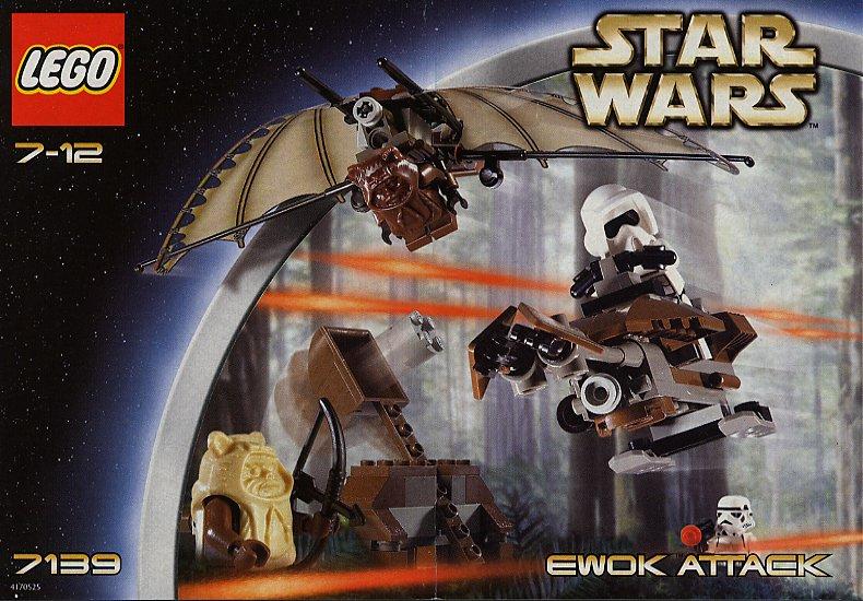 Star Wars Ewok Pictures. Ewok Attack 7139 | Star Wars