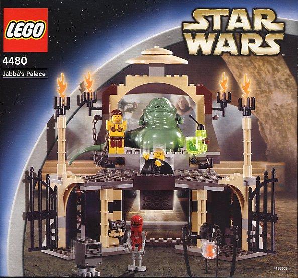 Jabba's Palace 4480