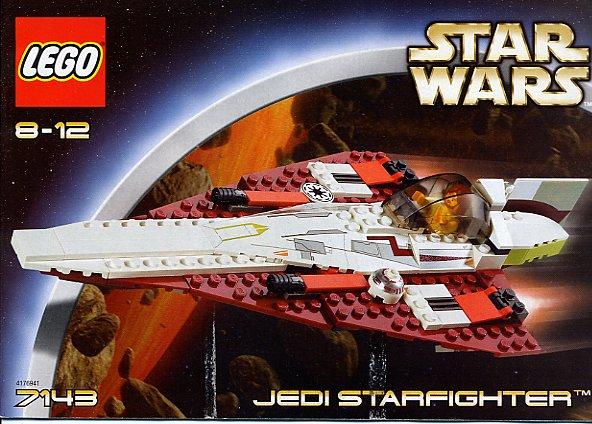 Jedi Starfighter 7143