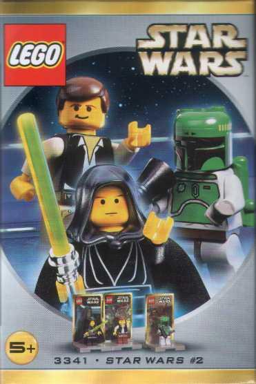 Star Wars #2 3341