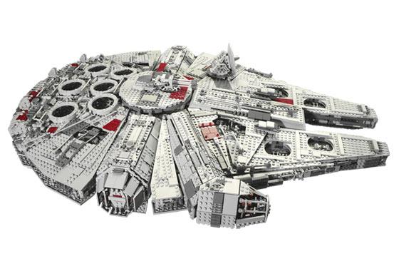 Ultimate Collector's Millennium Falcon 10179