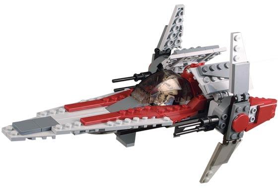 V-Wing Fighter 6205